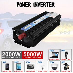 5000W-Power-Inverter-DC12V-AC230V-Wechselrichter-Spannungswandler-Universeller