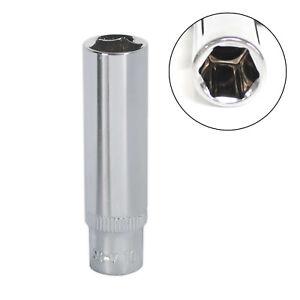 Sealey-WallDrive-Socket-10mm-Deep-1-4-034-Square-Drive-Fully-Polished-Socket-Set