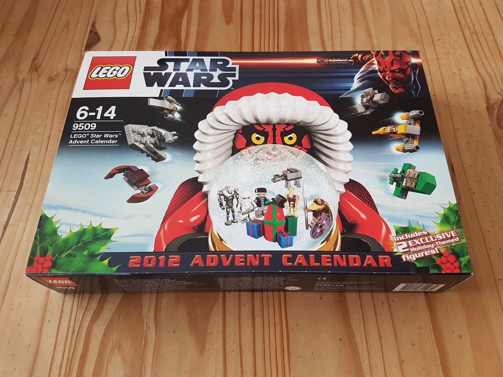 Lego star wars   advent calendar 2012 - 9509 BNISB