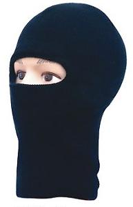 räubermaske Balaclava tormenta campana máscara de motorista