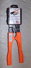 SHARKBITE PEX CRIMPING TOOL KIT FOR 3/8, 1/2, 3/4 & 1 inch copper rings 23100