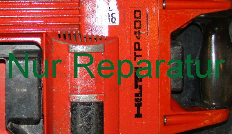 Reparatur Ihrer Hilti TE TP 800 804 805 Festpreis