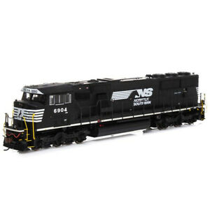 Athearrn-ATHG65205-Norfolk-Southern-SD60E-6904-Locomotive-HO-Scale