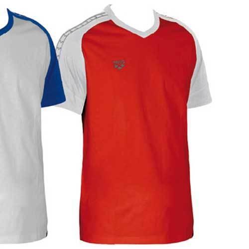 Herren Arena Teamline Herren T-Shirt Farbe Rot UVP 30,00 Größe M Weiterer Wassersport