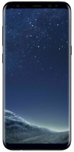 Samsung Galaxy S8 SM-G950F - 64 Go - Noir Carbone (Désimlocké)