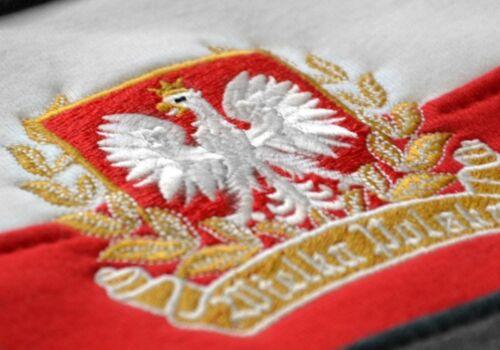 Kapuzen Pullover Sweatshirt Bluse Bluza Herren Polen Poland Polska Polnische