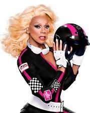 "Ru Paul 10"" x 8"" Photograph no 3"