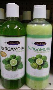 Bergamota-100-Natural-Shampoo-amp-Conditioner-by-Karla-Di-16-oz-Premium-Quality