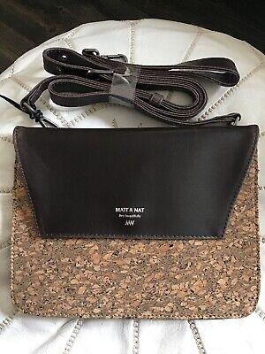 Velo Convertible Clutch Crossbody Bag
