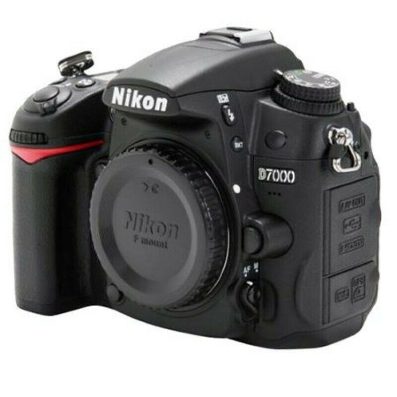 Nikon D7000 Camera Body - (Trade ins Welcome - 021 945 1606)