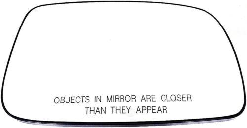 Door Mirror Glass Right Dorman 56160 fits 07-11 Toyota Camry