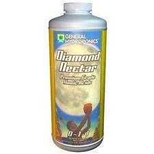 General Hydroponics Diamond Nectar 1 Quart qt 32oz - nutrient supplement 0-1-1