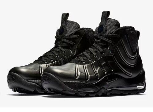 618056-001 Men/'s Nike Air Bakin' Posite Black *NEW* Size 9