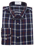 EX M&S Marks & Spencer Pure Cotton Long Sleeve Regular Fit Shirt