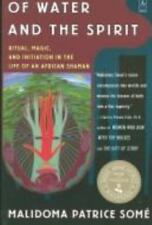 Of Water and the Spirit : Ritual, Magic, and Initiation in the Life of an African Shaman by Malidoma Patrice Some (1994, Paperback)