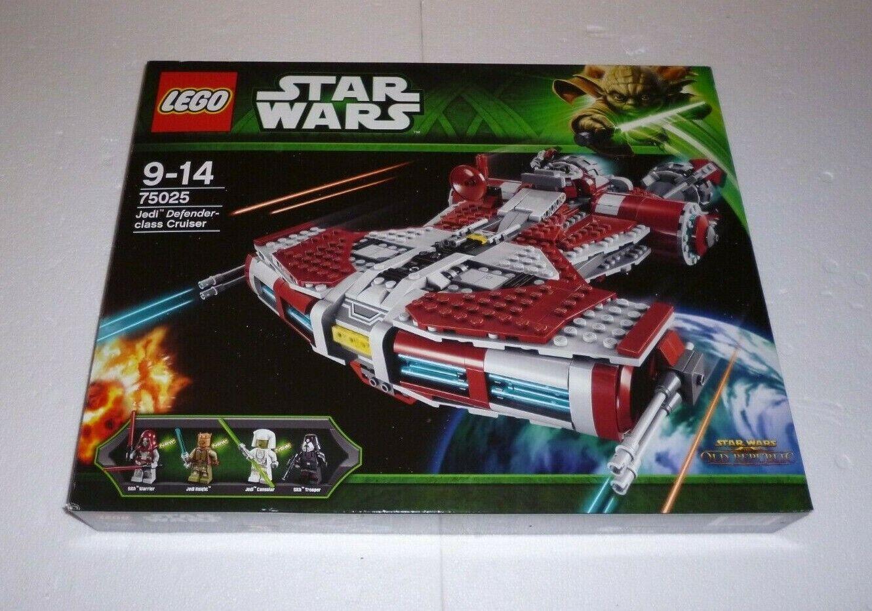 Lego Star Wars Jedi Defender Class Class Class Cruiser (75025) NEUF NEW, NEUF dans sa boîte 3f91cf