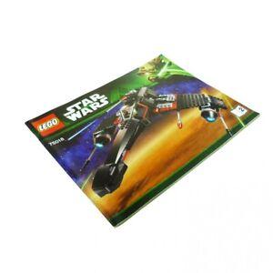 1-x-Lego-System-Bauanleitung-A4-Nr-2-fuer-Set-Star-Wars-Yoda-Chronicles-Jek-14-s