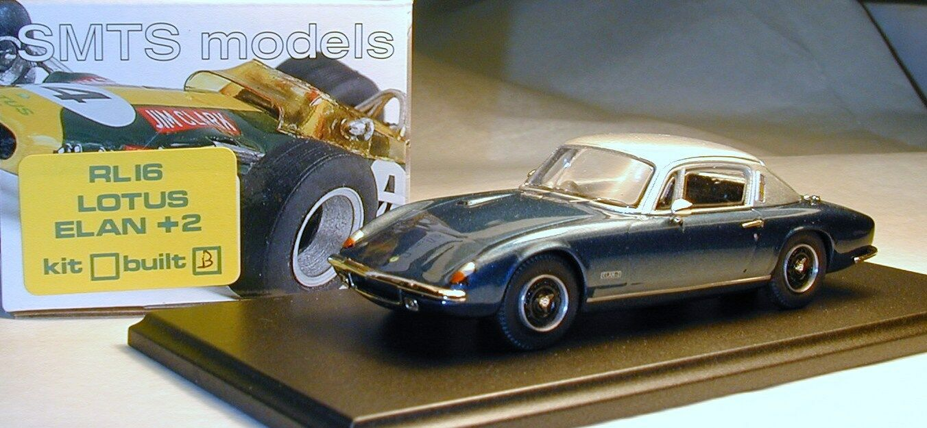 grandi risparmi 1 43 43 43 RL16 Lotus Elan Plus 2 Blu  negozio a basso costo
