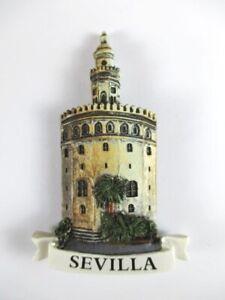 Aimant Séville Moulés, Souvenir Espagne Spain, Neuf. *-enir Spanien Spain,neu.*fr-fr Afficher Le Titre D'origine