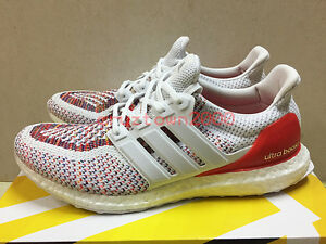 0c354137ddd Adidas Ultra Boost 2.0 Multi Color BB3911 US 12.5 Primeknit ...