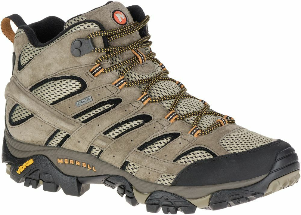 MERRELL Moab 2 LTR Mid Gore-Tex J598233 Outdoor Hiking Trainers shoes Boots Mens