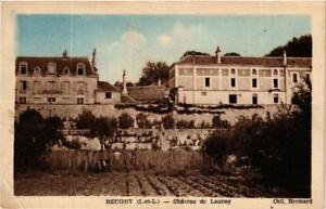 CPA-Reugny-Chateau-de-Launay-611873