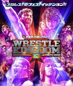 DVD-WRESTLE-KINGDOM-13-in-TOKYO-DOME-01-04-2019-NEW-JAPAN-Pro-Wrestling-NJPW