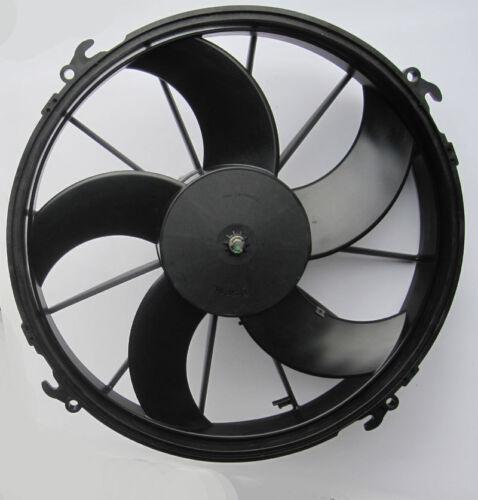 Ventilateur 331 mm va01-a52-43a 12 V aspirante Haute Performance Motorsport SPAL