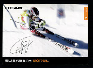 Elisabeth-Gorgl-Autogrammkarte-Original-Signiert-92441