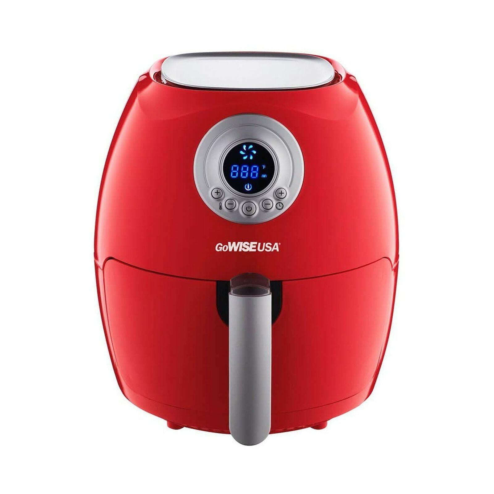 GoWISE USA 2.75 - quart digital Air Friteuse + 50 recettes pour votre Air Fryer livre...
