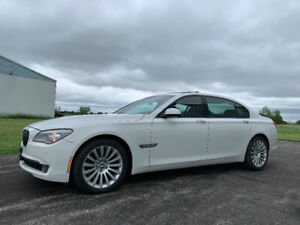 2010 BMW 7 SERIES 750Li XDRIVE AWD RUNS AND DRIVES GREAT