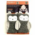 Eddie Bauer Animal Strap Covers Owl Baby Child Safety Seat and Stroller