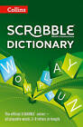 Collins Scrabble Dictionary: The official Scrabble solver - all playable words 2-9 letters in length by Collins Dictionaries (Paperback, 2015)