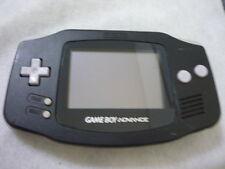 C437 Nintendo Gameboy Advance console Black Japan GBA