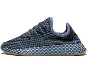 Adidas Originals Deerupt Runner Women/'s ® Sizes UK: 3.5 // 4 // 5 Raw Steel NEW