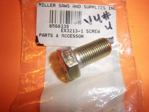 NEW EXMARK BOLT 3213-1 OEM EX4A