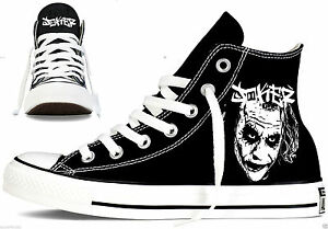 Uomo Star Hightops Joker All Converse Custom di Hoker xB8qFwOZB