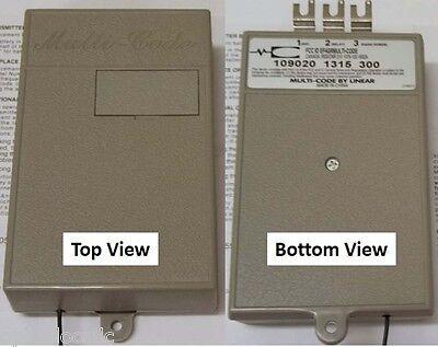 Linear 1090 Multi-Code Receiver MCS109020 109020 Gate Garage 3089 3060 4120 4140