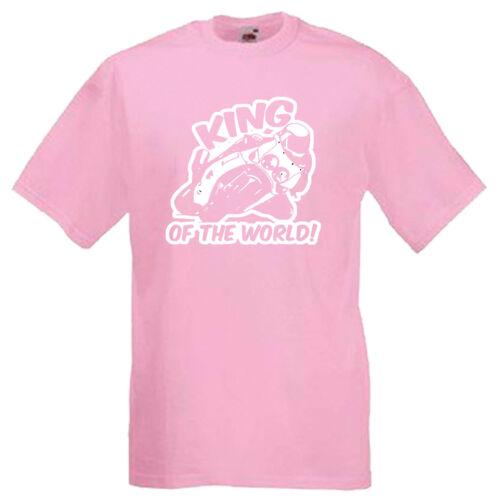 MOTO Children/'s Kids T Shirt