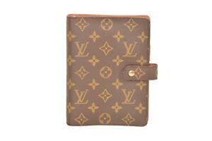 Louis-Vuitton-Monogram-Agenda-MM-Diary-Cover-Organizer-R20105-YF00859