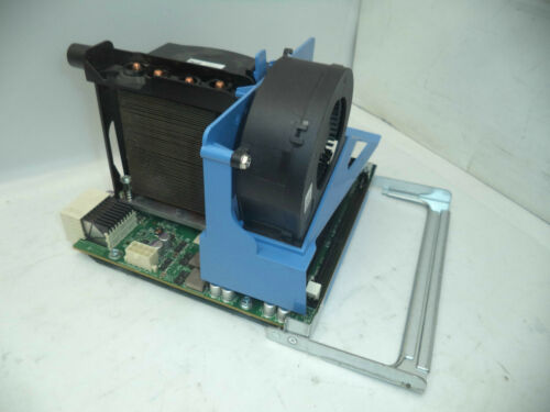 Dell Precision T7500 2nd CPU Riser H236F Heatsink G082W Fan Y730D Shroud GFF8K