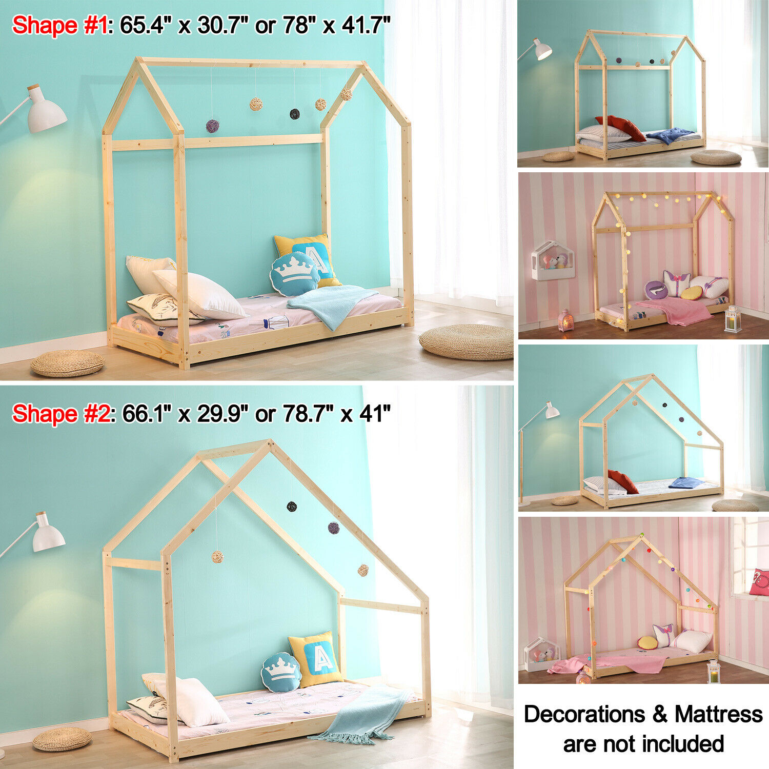 Toddler Bed With Mattress Kids Beds For