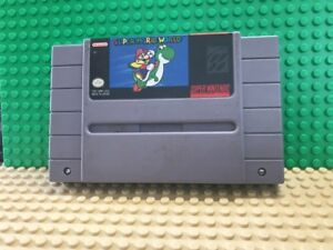 Super-Mario-World-Super-Nintendo-SNES-1991-Cartridge-Only-Tested-and-Working
