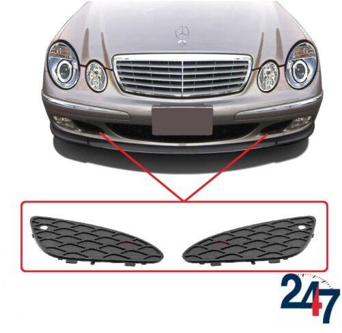 Nuevo Mercedes Benz MB Clase E W211 03-06 Delantero Parachoques Inferior Rejilla