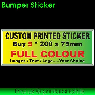 """Profit car bumper sticker decal 6/"""" x 4/"""""""