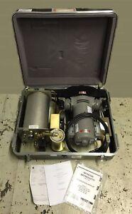THOMAS-HP1500-DENTAL-AIR-COMPRESSOR-6-SCFM-60-PSI-DEHYDRATOR-PORTABLE-MADE-USA