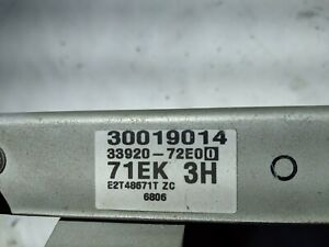 Details about Geo Tracker Suzuki Sidekick 97 1997 ECU ECM ENGINE Control  Computer 33920 72E00