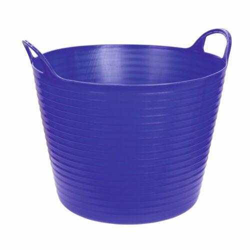 """Flexibler Trog /"""" FlexBag/"""" ca 42 ltr blau"""
