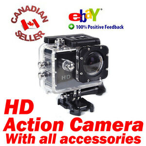 Waterproof-Sports-DV-HD-Video-Action-Camera-Camcorder-with-all-accessories