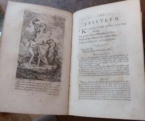 An essay on criticism 1709